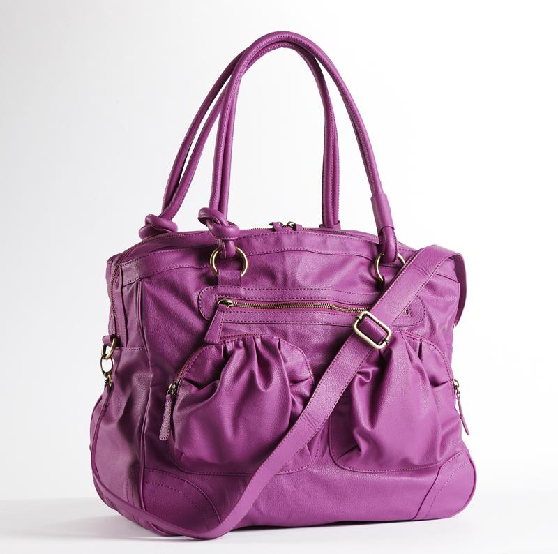 Pusletaske BA-AIDA light purple baby Stroom