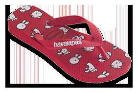 Havaianas røde