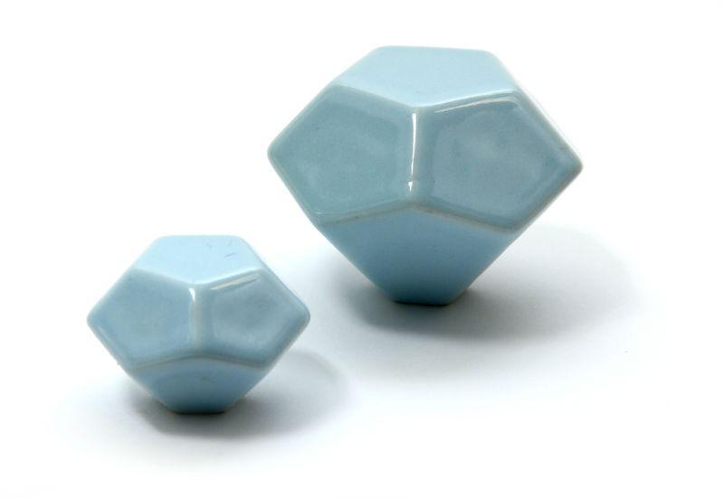 Greb blå