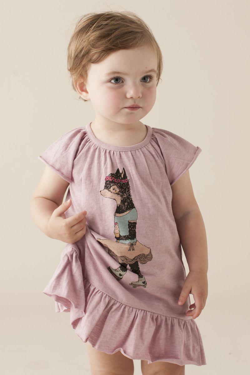 Iris Rollergirl 375Ddk- soft gallery baby kjole