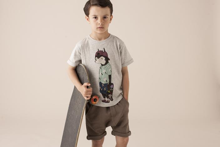 Soft gallery skaterboy t-shirt